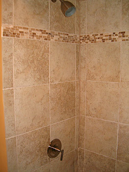 Tiled Shower Pictures